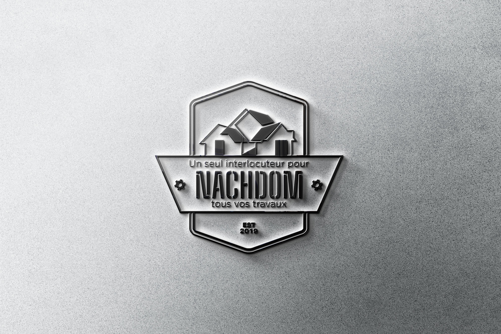 винтажный стильный логотип компании