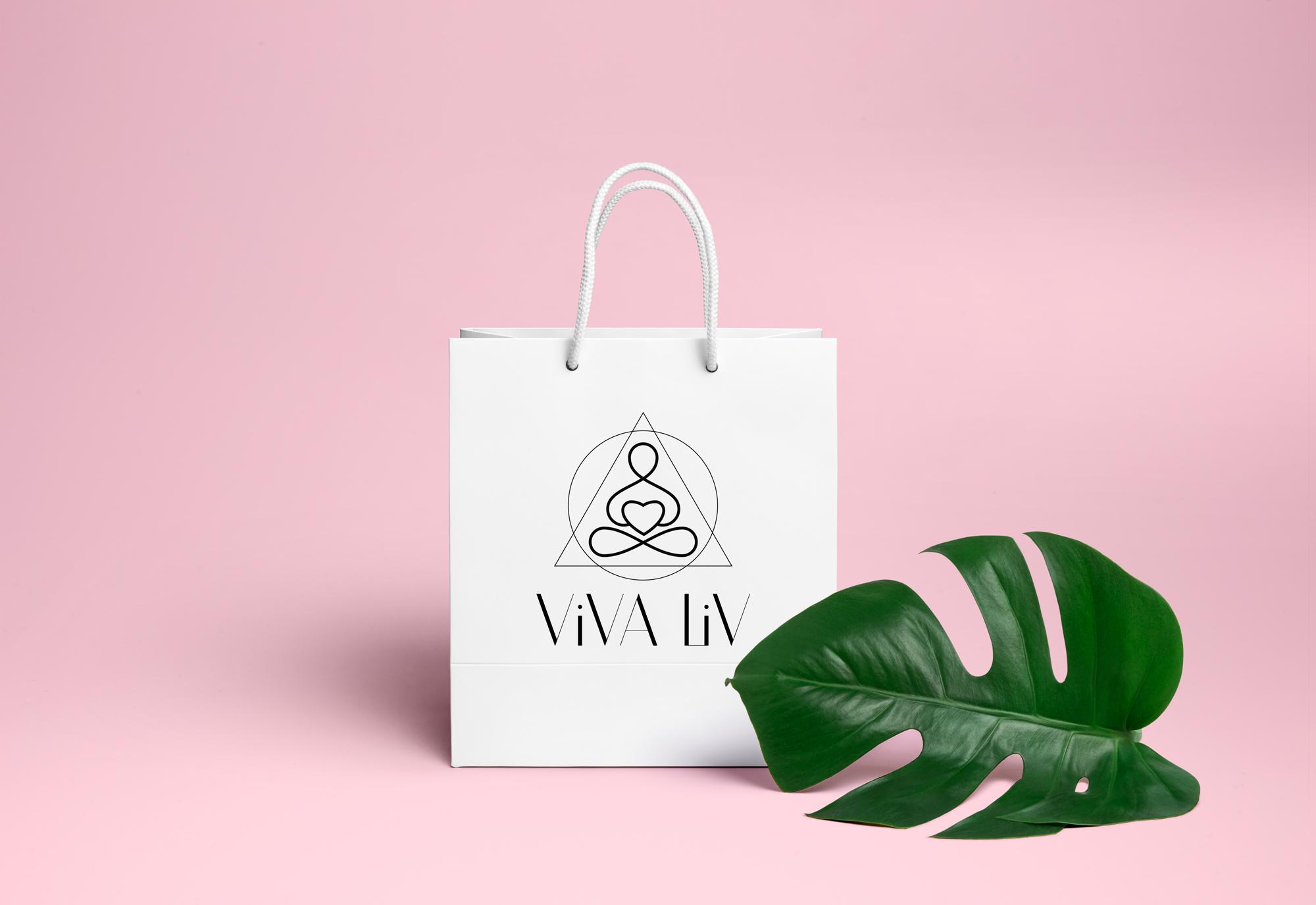 логотип йога дизайн