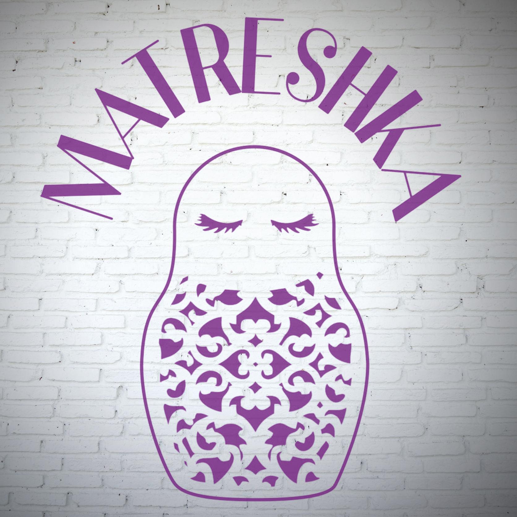 старый логотип Матрешка