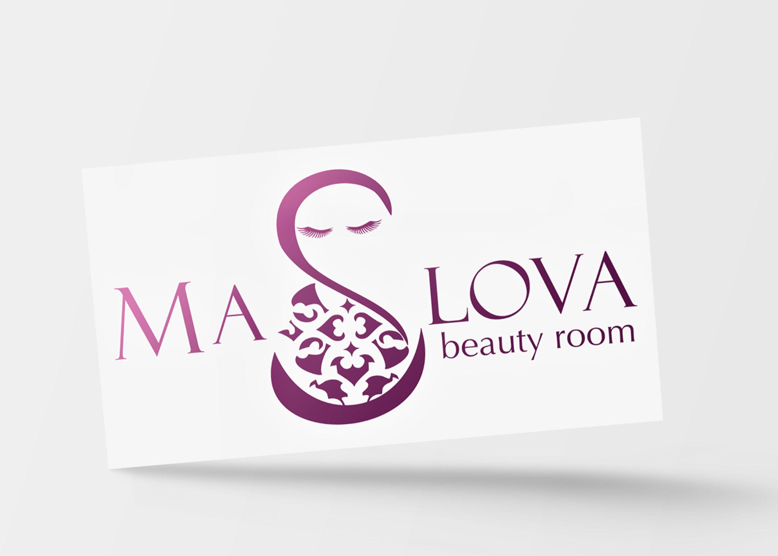 именной логотип салона красоты
