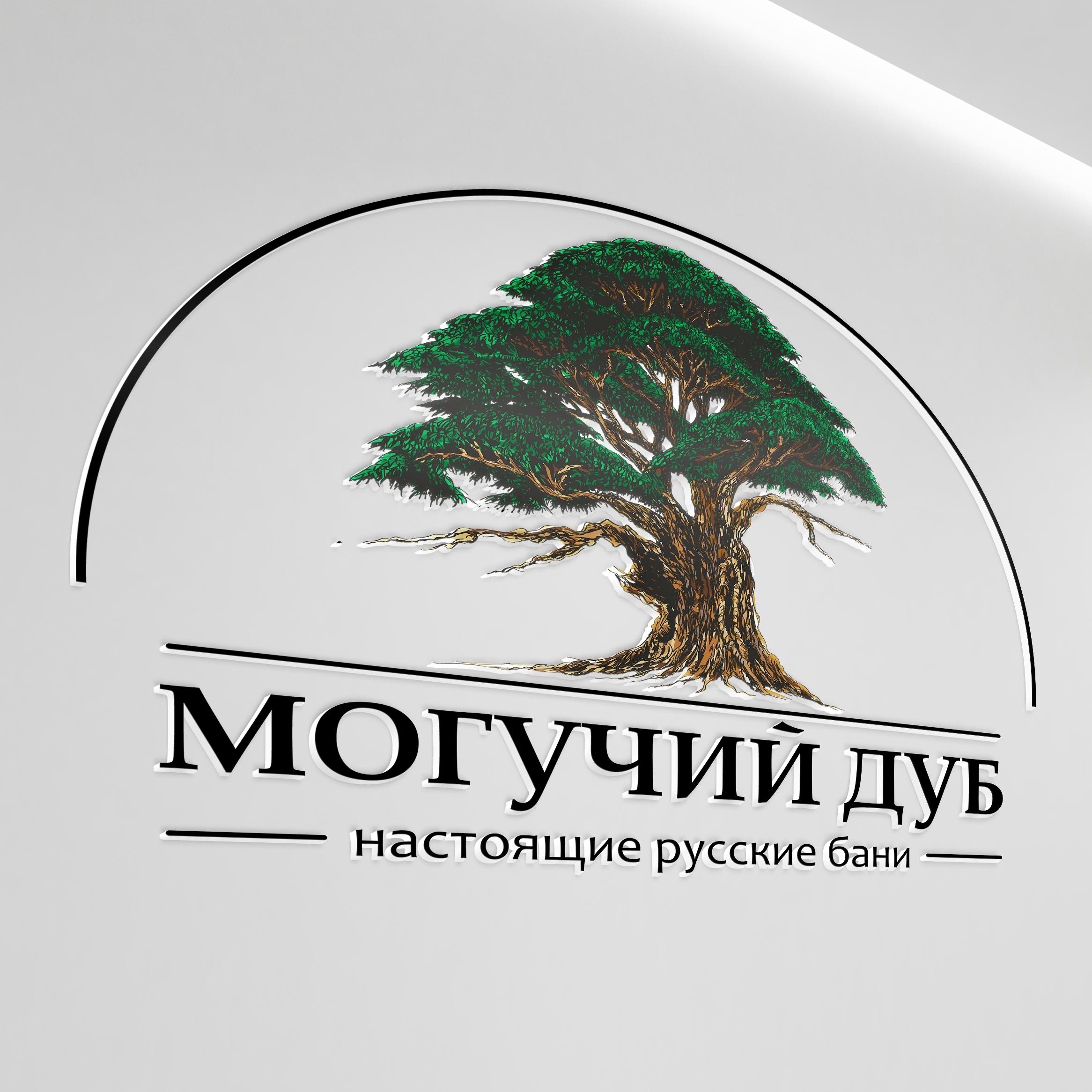 создание логотипа для производителя бань