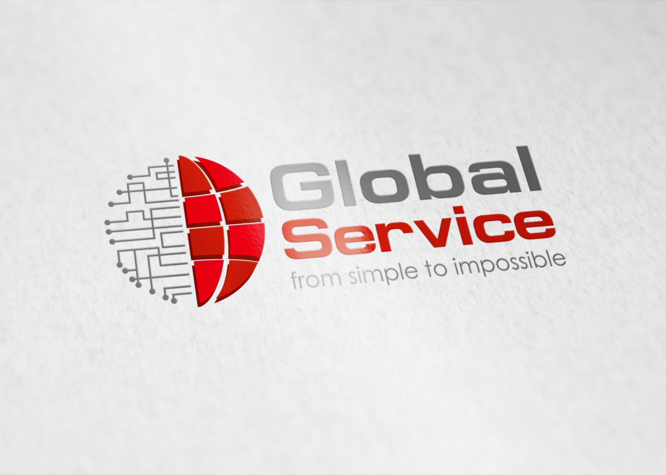 логотип для ит компании на заказ