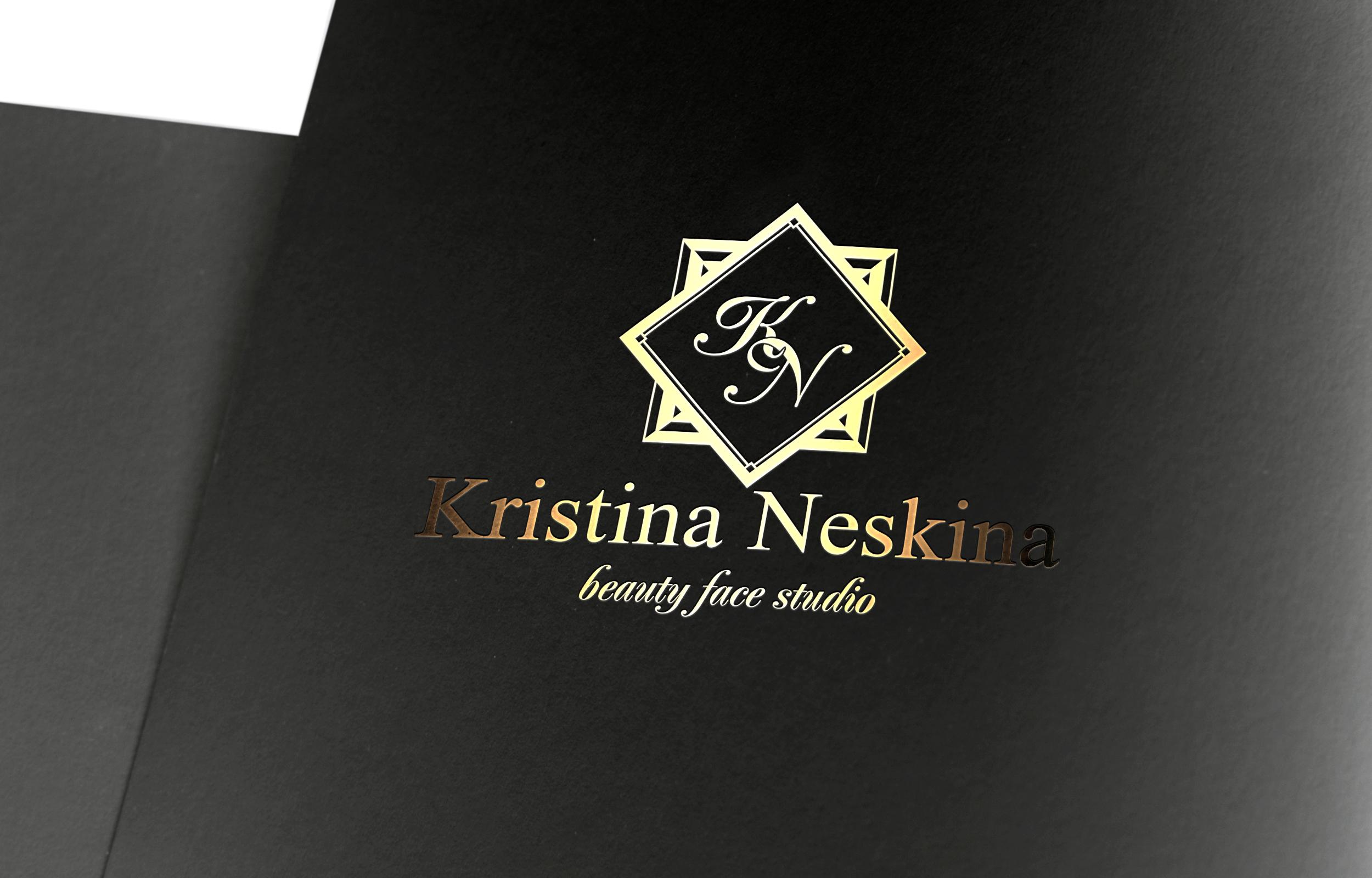 фольгирование логотипа на бумаге золотом