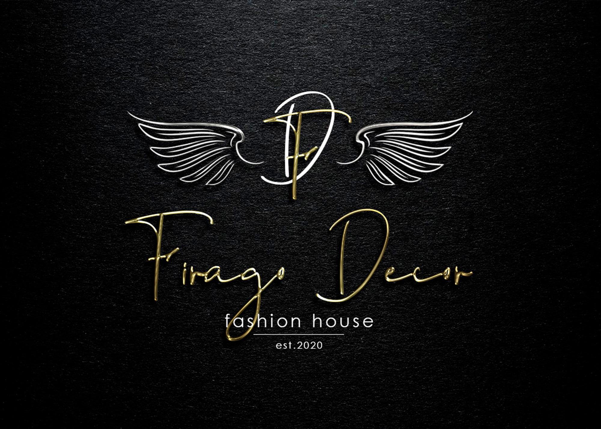 логотип дизайнера одежды