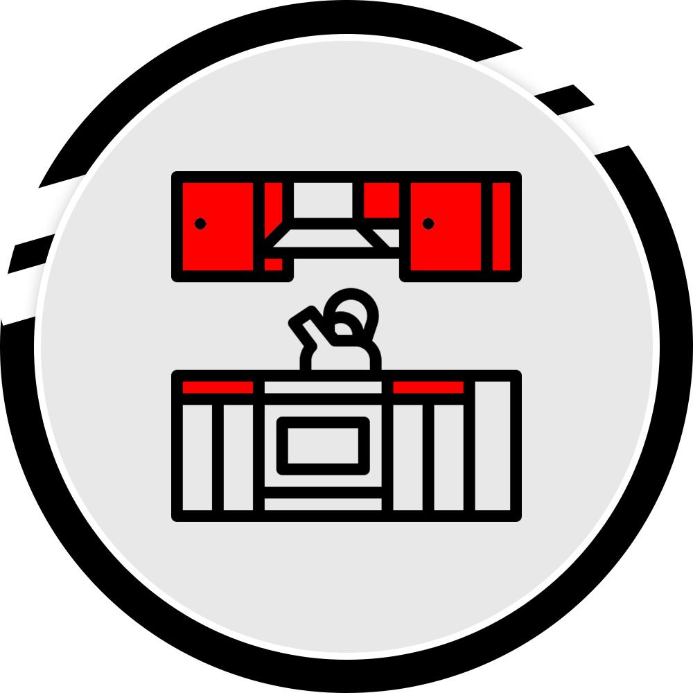 иконки для мебельной компании